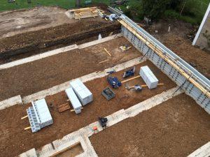bouw WZC