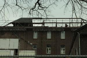 dak verwijdering